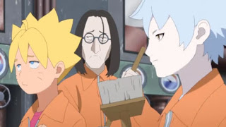 Boruto Naruto Next Generations Episódio 145