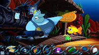 Videojuego Freddi Fish 4 - The Case of the Hogfish Rustlers of Briny Gulch