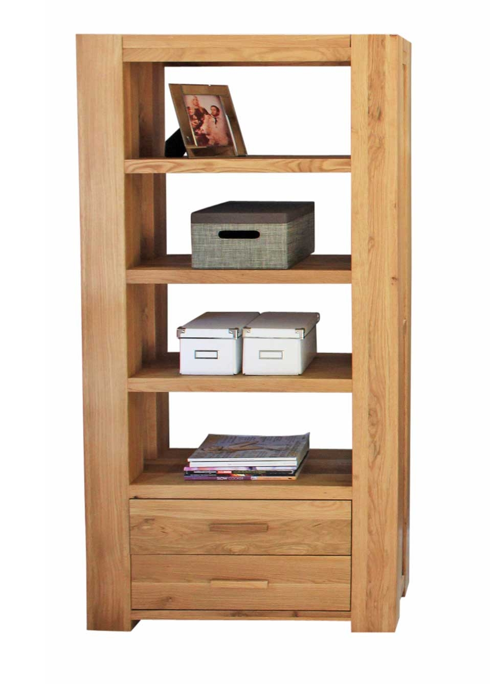 check out all of these oak open bookcase for your house
