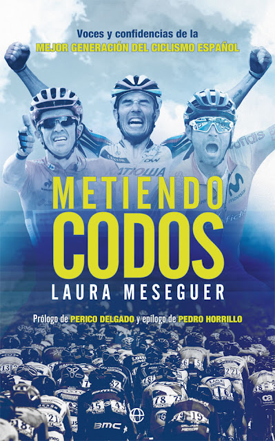 METIENDO CODOS, DE LAURA MESEGUER