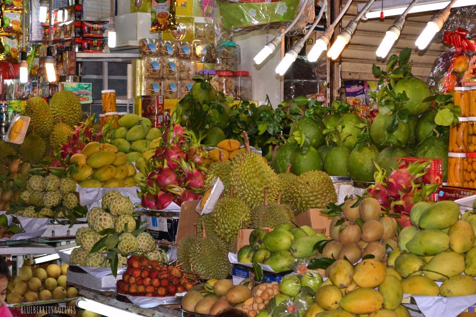Ho Chi Minh Market - Vietnam