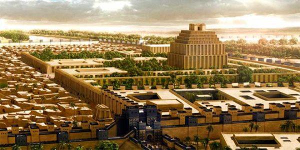 Resultado de imagen de Otras ciudades de Sumeria