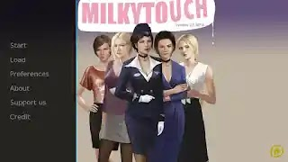 Milky Touch APK v0.5 Android Port Adult Game Download
