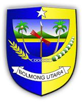 Logo / Lambang Kabupaten Bolaang Mongondow Utara (Bolmong Utara)