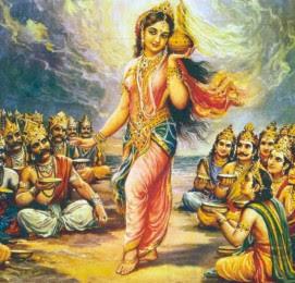 देवताओं की रक्षा के लिए भगवान विष्णु ने मोहिनी रूप धारण किया- Mohini Avatar