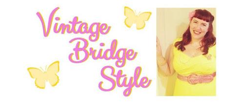Vintage Bridge Style, an age, body, and sex positive beauty blog
