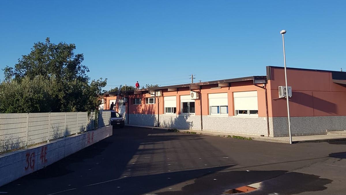 Scuole aperte a Camporotondo Etneo
