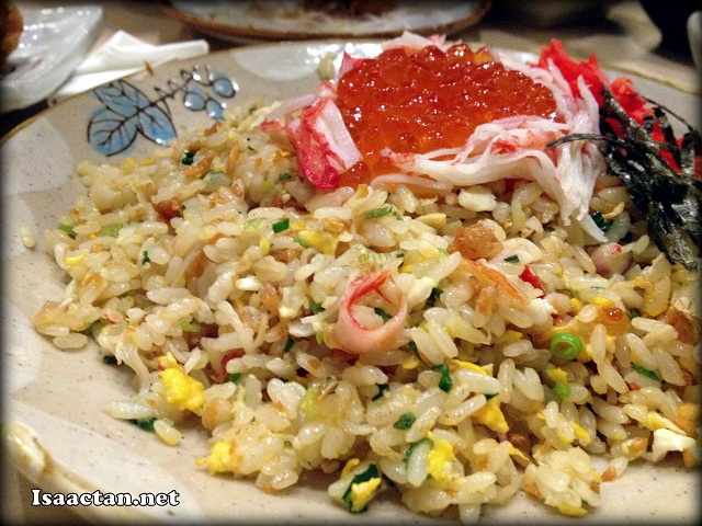 Ebiko Fried Rice