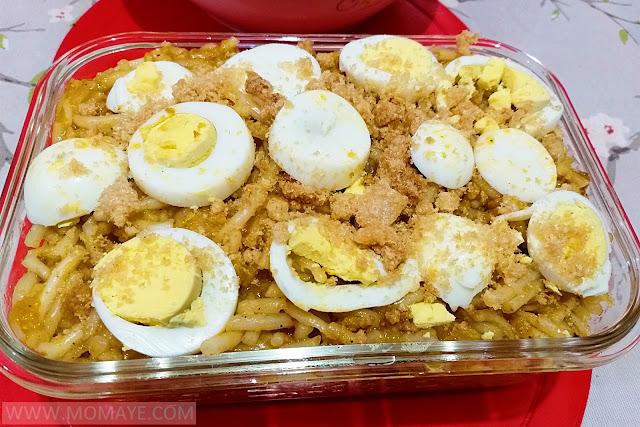 pinoy food, pancit