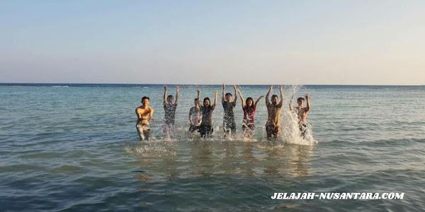 akomodasi wisata private trip pulau tidung murah
