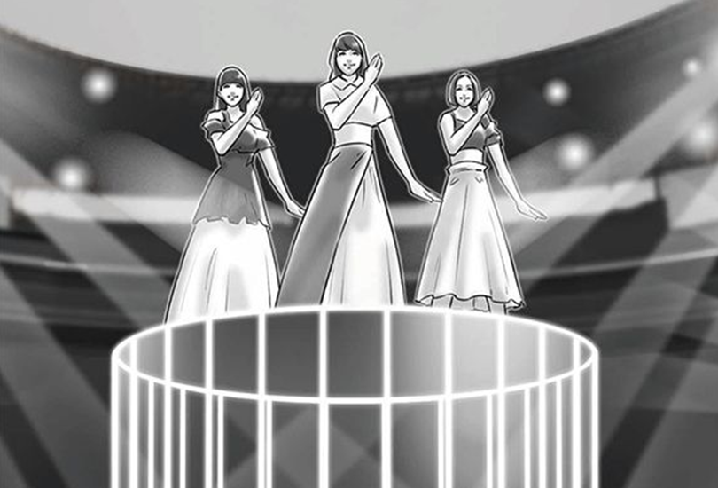 So, it turns out that Perfume were a part of the Tokyo 2020 Olympics opening ceremony all along   Random J Pop