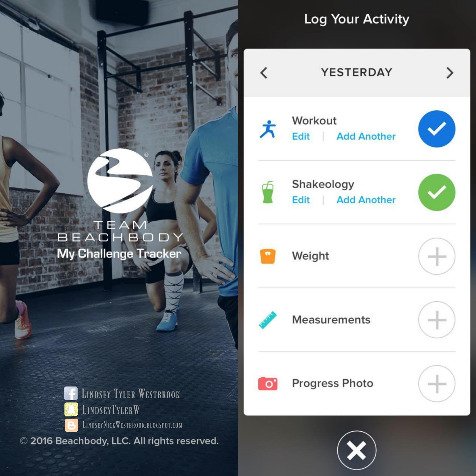 better together fitness journey   bff challenge