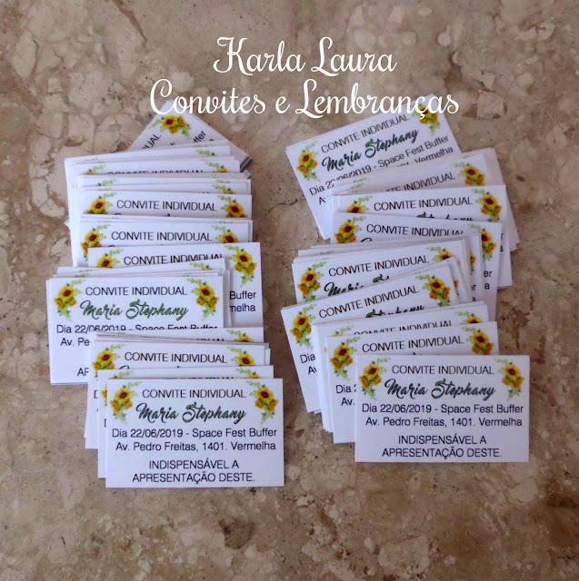 f63b273722 Karla Laura Convites, Lembranças e Papelaria Personalizada