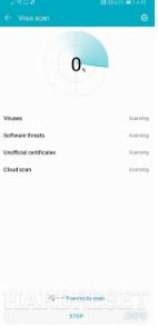 Cara Scan Virus Pada Ponsel Huawei 5
