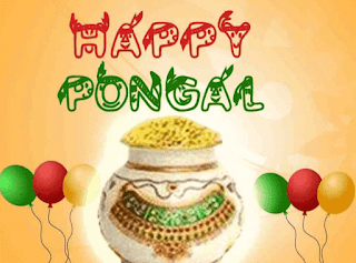 Happy Pongal Hindi Status for Facebook