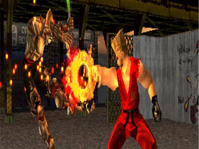 Download Tekken 3 Game Setup Exe