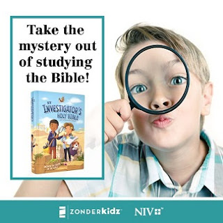 NIV The Investigator's Holy Bible banner 1
