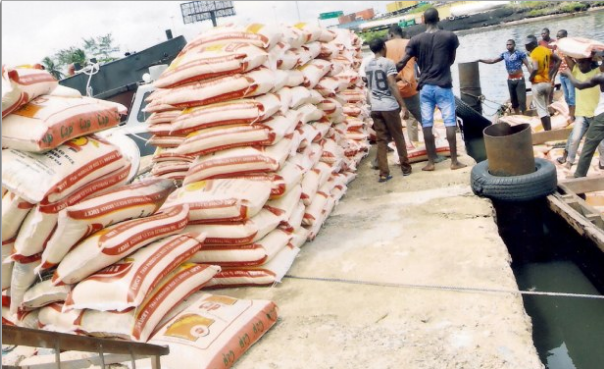 Authorities in Nigeria are set to shut down over 'poisonous rice'