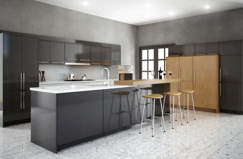 model kitchen set aluminium - desainrumahidaman.xyz