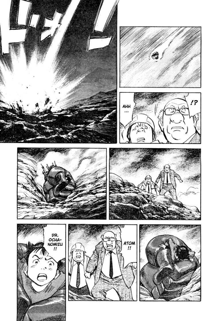 Pluto- Vol 8 Chapter 65  The World's Strongest Robot
