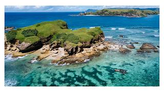 keindahan pulau lombok serupa pulau bali