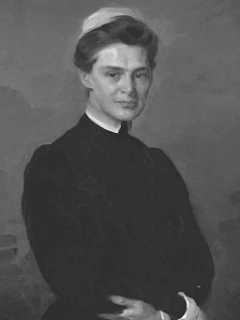 Adelaide Nutting was a nursing educator, historian, and scholar.
