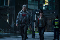 Pilou Asbaek and Scarlett Johansson in Ghost in the Shell (2017) (37)