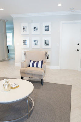 New Area Rug and Living Room Reveal by The Celebration Stylist