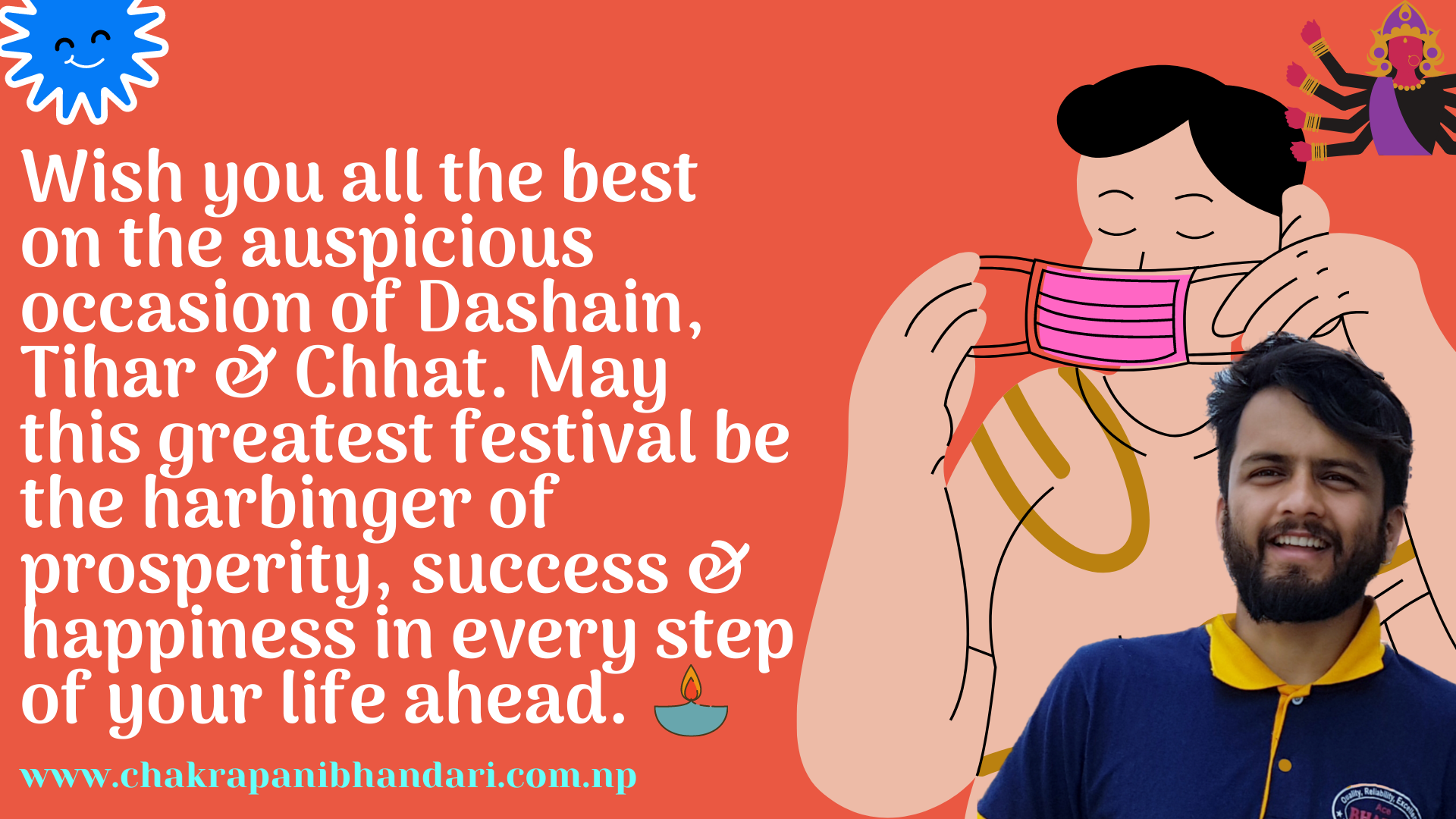 Happy Dashain Tihar and Chhat
