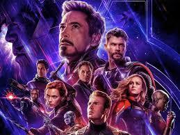 Avengers-Endgame , Marvel movies, Encyclopedia