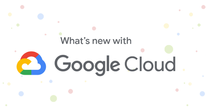 What's new with Google Cloud