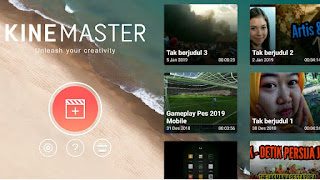 Download Kinemaster Pro No watermark + full unlock Gratis