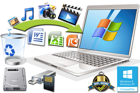 How to Fix Windows Corrupted Drive and Recover Data from it