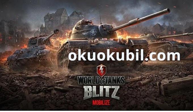 World of Tanks Blitz 7.0.0.668 Tankların Dünyası Apk + Mod İndir 2020 Android