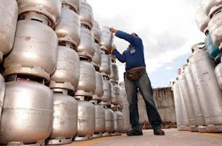 Petrobras aumenta em 3,4% o gás de cozinha no país