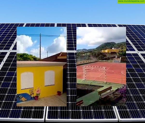 El Ayuntamiento de Villa de Mazo gana una instalación de autoconsumo fotovoltaico en el concurso organizado por Ecooo y la Palma Renovable