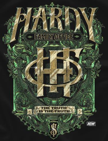Matt Hardy Family Office emblem.  StrengthFighter.com