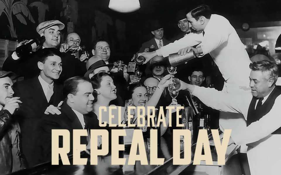National Repeal Day Wishes For Facebook