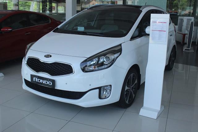 KIA RONDO - Dòng xe 7 chỗ gia đình tiện nghi, hỗ trợ trả góp lên tới 80% giá trị xe, lãi suất thấp