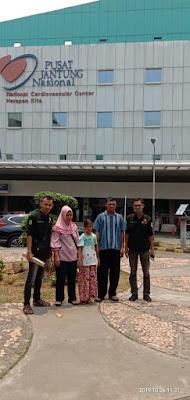 Dirujuk ke Jakarta, Pemkab Muba Tanggung Biaya Operasi Muhtia