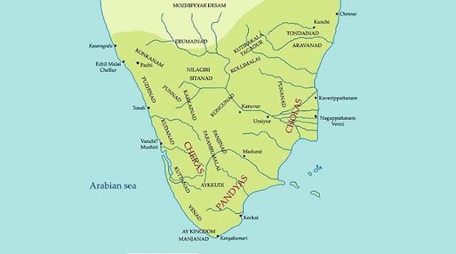 Dakshin-bharat-prmukh-rajvansh