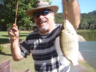 Dica na Pesca, Pesca de Barranco, Tilápia,