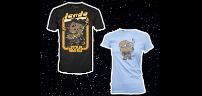 Solo: A Star Wars Story Pop! T-Shirt Collection by Funko