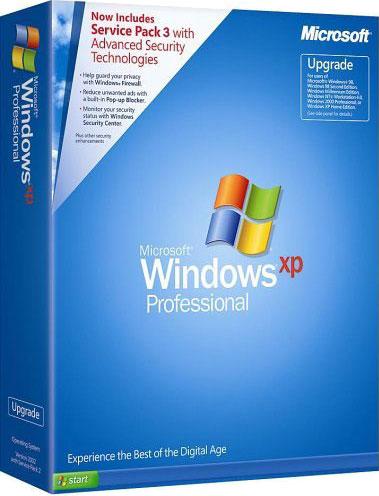تحميل ويندوز XP برابط مباشر من الشركة الرسمية نسخة ISO و ملف تنصيب exe