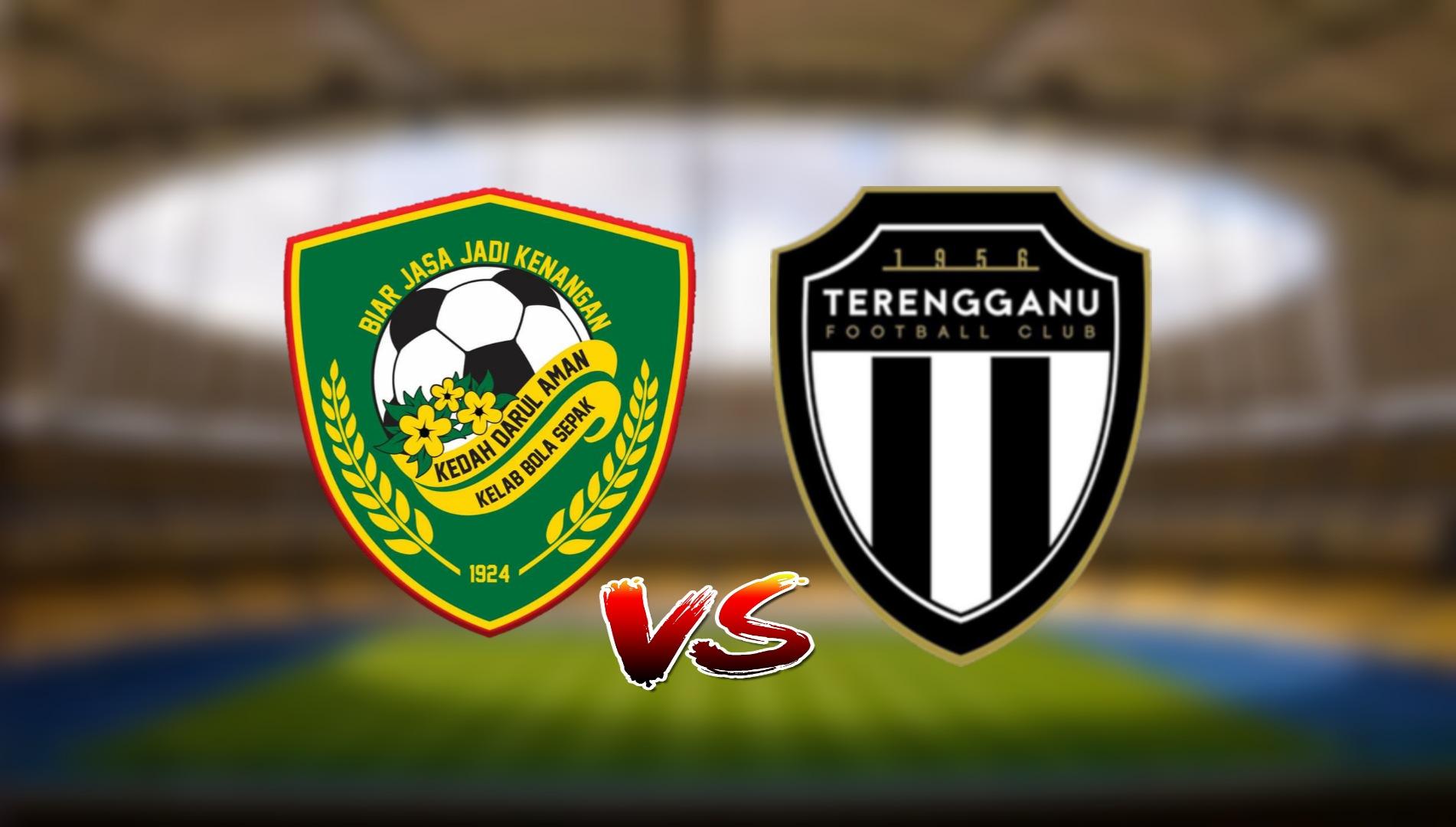Live Streaming Kedah Darul Aman FC vs Terengganu FC Liga Super 9.4.2021