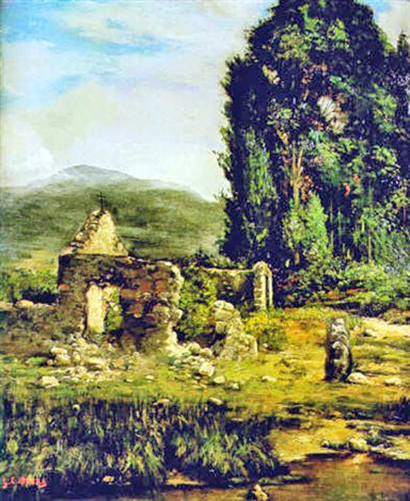 Lino Casimiro Iborra, Paisajistas españoles, Pintores españoles