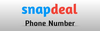 Snapdeal Contact Number, Snapdeal Customer Care Number