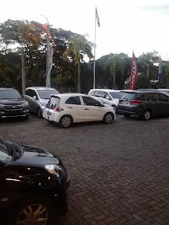 Mobil Honda Brio, Mobilio, BRV Di Honda Cikiwul