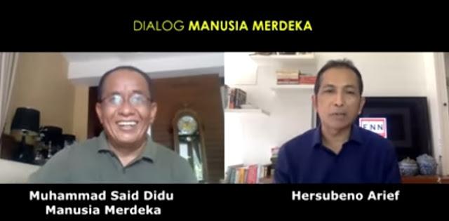 Said Didu: Utang Indonesia Saat Ini Seperti Badai La Nina
