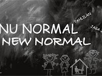 Siap Memasuki New Normal di Indonesia dan NU Normal di Nusantara